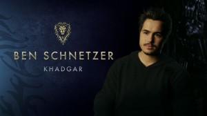 Ben Schnetzer sera le jeune mage Khadgar, disciple de Medivh