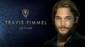 Travis Fimmel sera Anduin Lothar, Paladin et Champion d'Azeroth