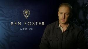 Ben Foster sera le mystérieux gardien Medivh