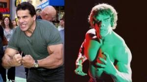 Lou Ferrigno : vigile / la voix de Hulk en VO