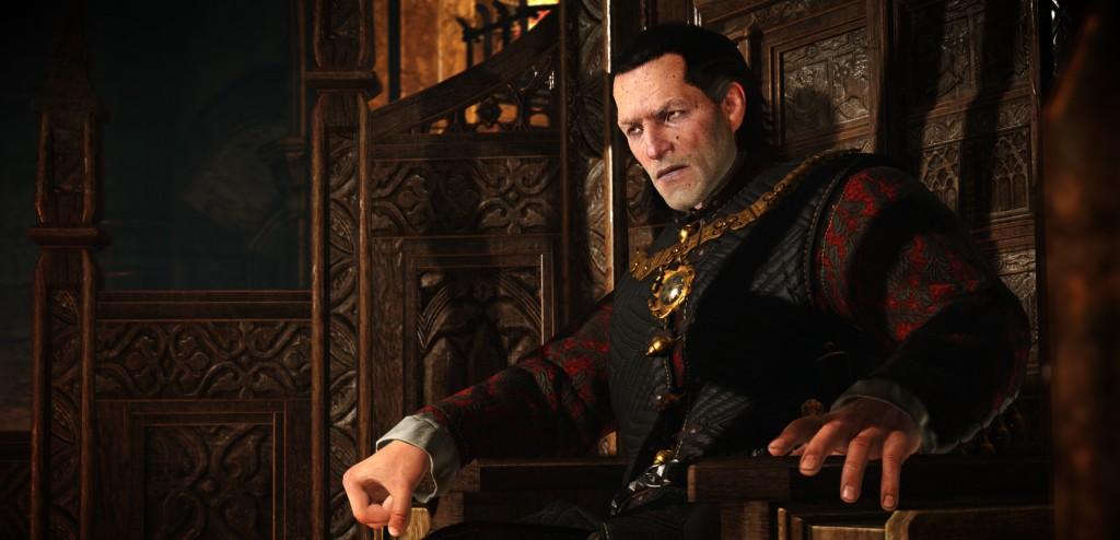 Tw3_e3_2014_screenshot_-_Emhyr_var_Emreis_the_Emperor_of_Nilfgaard