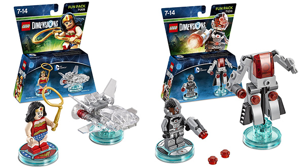 fun-pack-héros-DC-comics-wonder-woman-et-cyborg-lego-dimensions