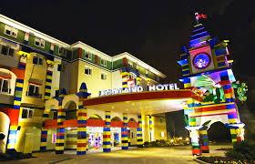 hotel lego facade