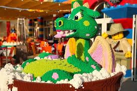 dragon lego bebe