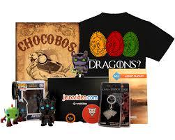 wootbox heroic fantasy